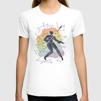 rainbow T-shirts featuring Rainbow Warrior by LordofMasks
