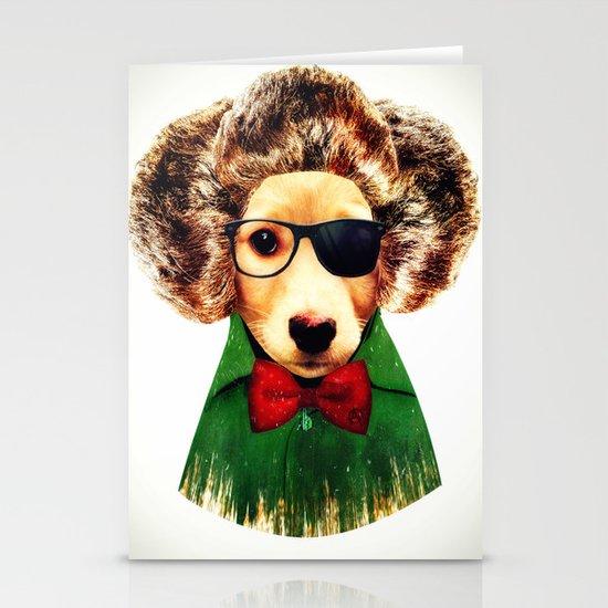 Dog ( Ben) Stationery Card