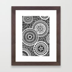 Multiple Universes Framed Art Print