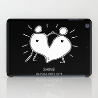 SHINE by ISHISHA PROJECT iPad Case