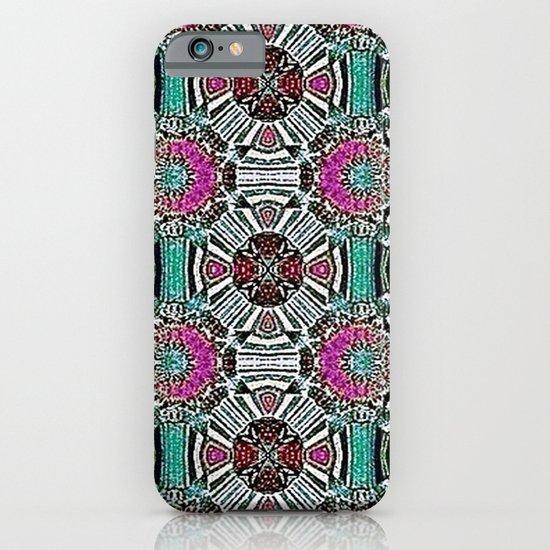 Hawaiian Garden 3 iPhone & iPod Case