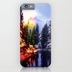 Colorado Flag/Landscape iPhone 6 Slim Case