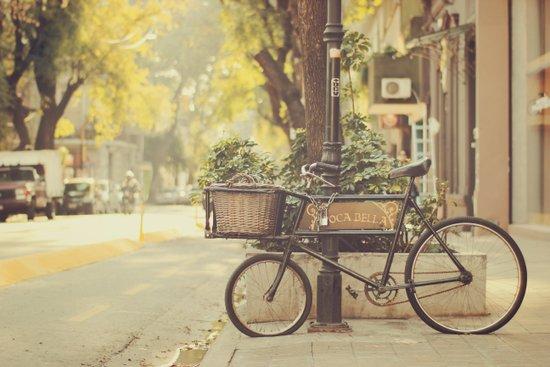 Bike I Art Print