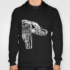 Elephant Black Hoody