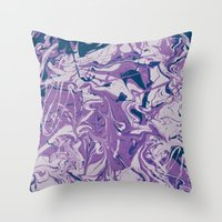 Mulberry Throw Pillow