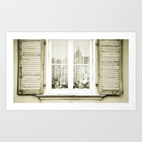 This Reminds Me Of Home … Art Print