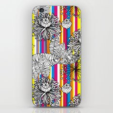 Papoula iPhone & iPod Skin