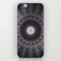 Suki (Space Mandala) iPhone & iPod Skin