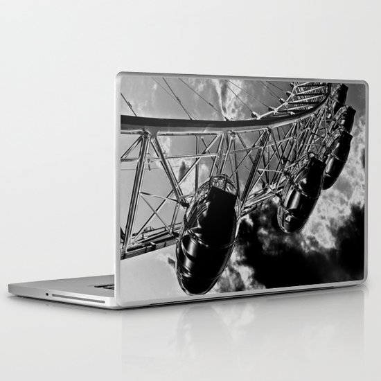 The London Eye Art Laptop & iPad Skin