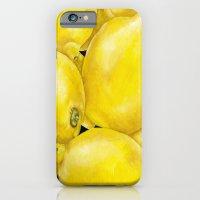 Fresh Lemons iPhone 6 Slim Case