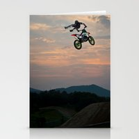 Yuuya Takano Flying At S… Stationery Cards