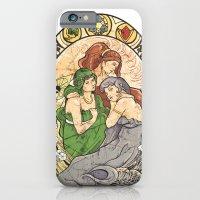 Goddesses Of Hyrule iPhone 6 Slim Case