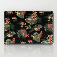 Classic Jurassic iPad Case