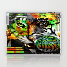 Tiger. Laptop & iPad Skin