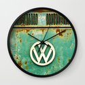 VW Retro Wall Clock