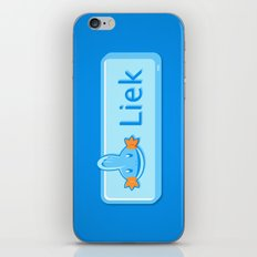 So I herd… iPhone & iPod Skin