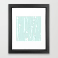 Waterfall by Friztin Framed Art Print