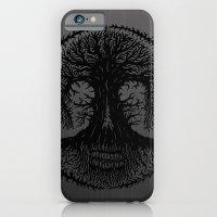 romkalah, black iPhone 6 Slim Case