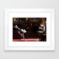 Tea-time Framed Art Print
