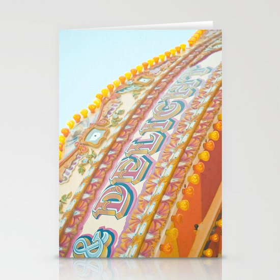 Fun and Delight Stationery Card