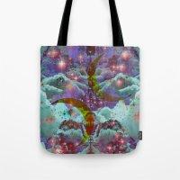 Lunar Dance Tote Bag