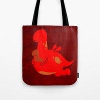 Dragaroo Tote Bag