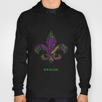 Word Cloud - NOLA Hoody