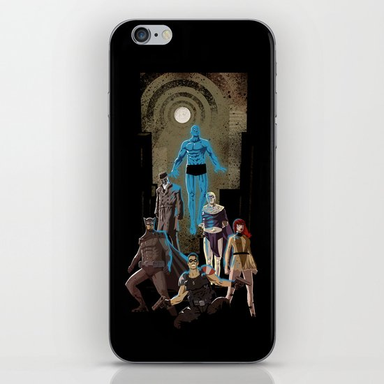 Who watches iPhone & iPod Skin