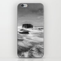 Stormy Seascape iPhone & iPod Skin