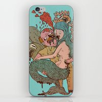 But In My Heart It Was S… iPhone & iPod Skin