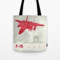 F-15 Tote Bag