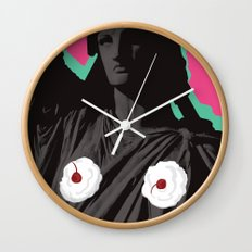America is sexy Wall Clock