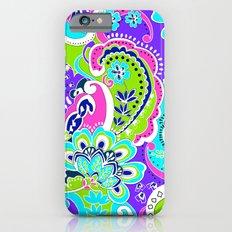 Flower Fun Slim Case iPhone 6s