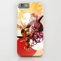iPhone & iPod Case featuring Ikaru mkii by Andre Villanueva