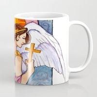 Giovanna - Art Nouveau A… Mug