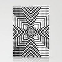 Optical Illusion 1 Stationery Cards