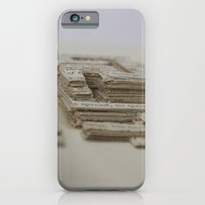Book Art Maze iPhone 6s Slim Case