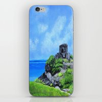 Mayan Ruins iPhone & iPod Skin