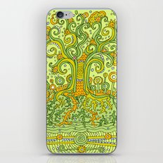 Treedum iPhone & iPod Skin