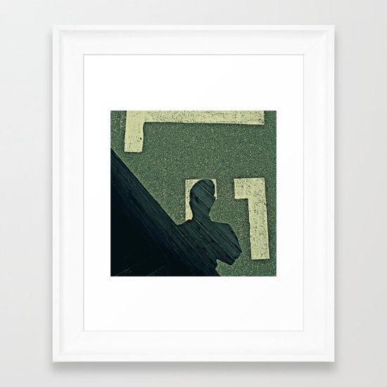 LEPROMENEUR Framed Art Print