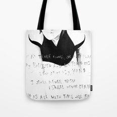 Nameless Tote Bag