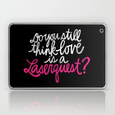 Laserquest Laptop & iPad Skin