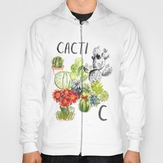 C is for Cacti Hoody