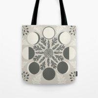 Luna Poetica Tote Bag