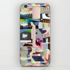 Save Face iPhone & iPod Skin