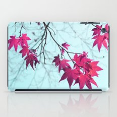 Maple Tree Stars iPad Case