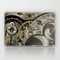 Clockwork Homage Laptop & iPad Skin