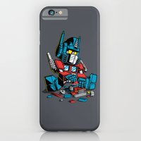 iPhone & iPod Case featuring AUTOBLOCKS by MEKAZOO