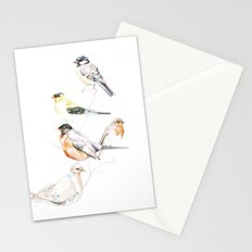 Birds of the Midwest Stationery Cards