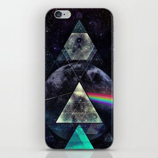 LYYT SYYD ºF TH' MYYN iPhone & iPod Skin